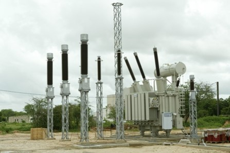 ETHIOPIA Bahir Dar, Gondar and Shehedi Extension of 220 KV Substation
