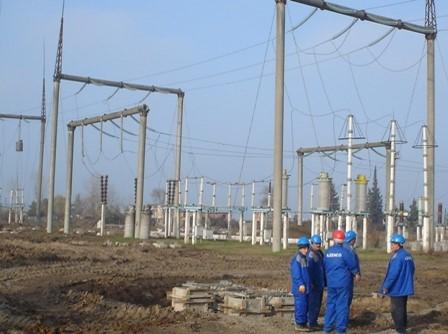 Azerbaijan 330 & 220 KV Overhead Transmission Lines and Substations