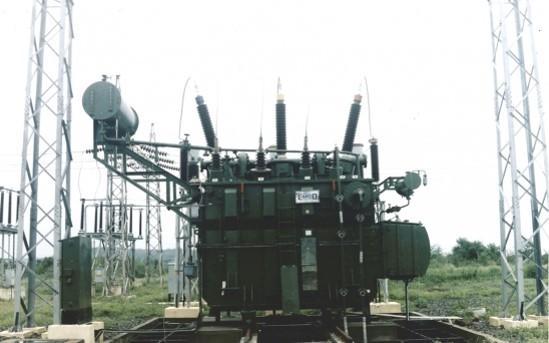 Электроснабжение сельских районов Шри-Ланки.
