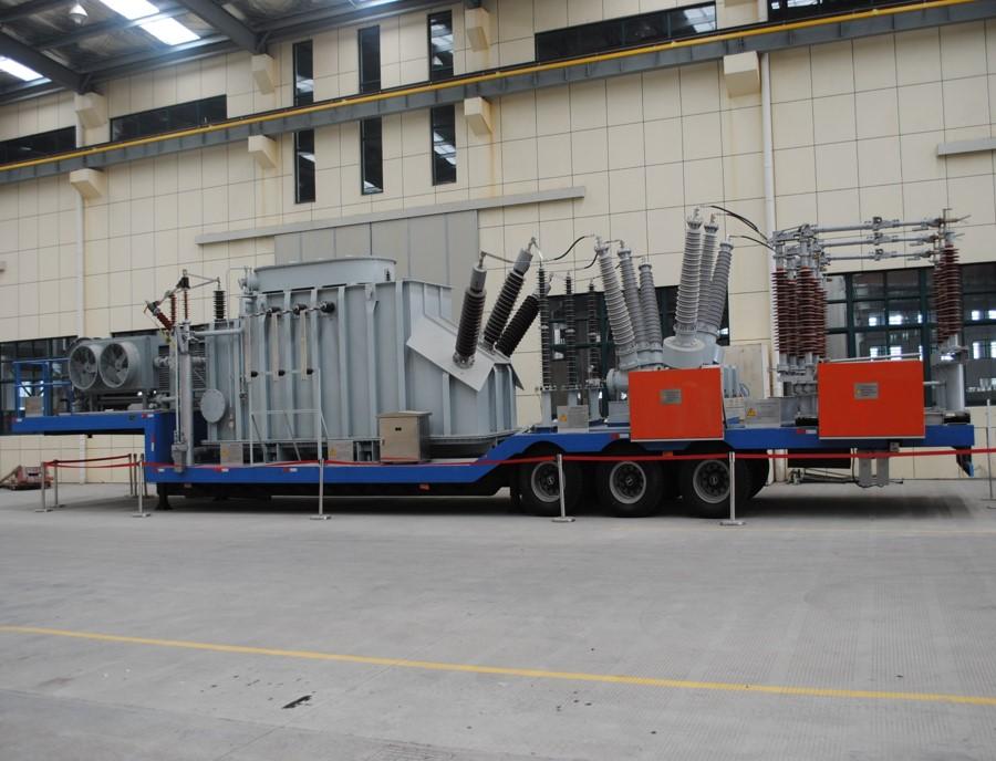 Проект строительства 6 мобильных модульных подстанций (ММПС) на номинальное напряжение 11/132 и 11/33 кВт в городе Арбиль (Ирак).