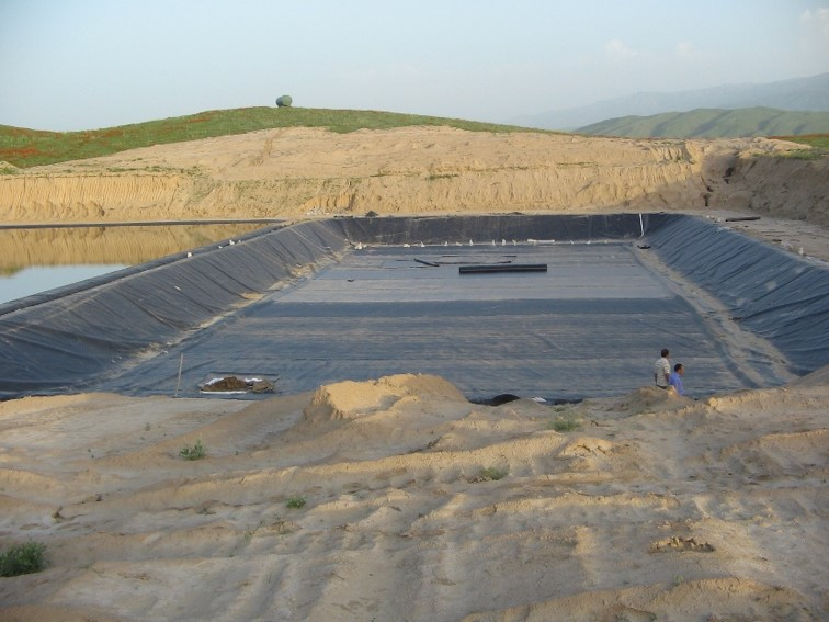 Ashgabat Irrigation Project