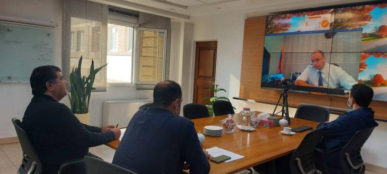 تداوم فعالیت صانیر در پروژه نوراوان ارمنستان در شرایط جنگ و کرونا