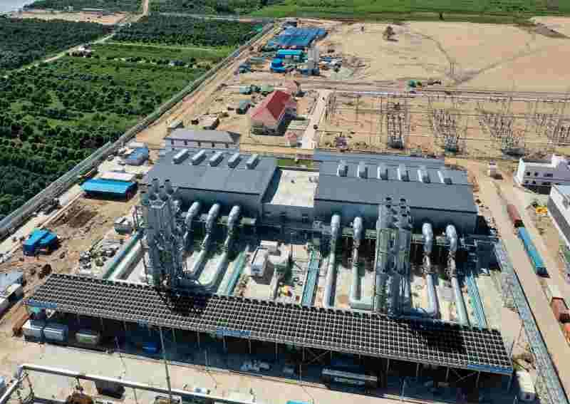 MAN PrimeServ signs O&M contract for 200 MW Cambodian power plant