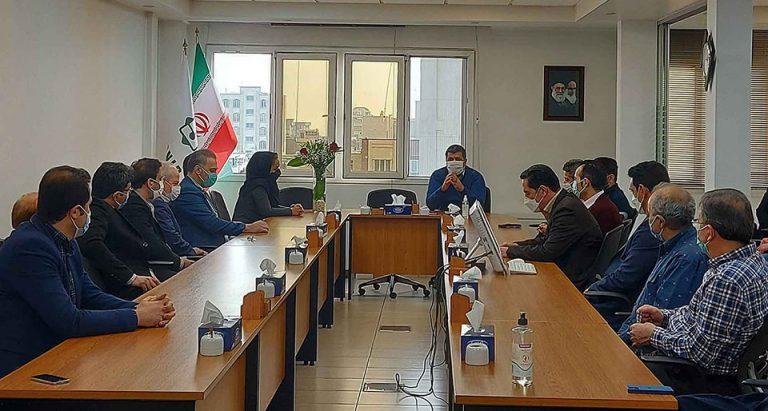 برگزاری مراسم بزرگداشت پیروزی انقلاب اسلامی در شرکت صانیر