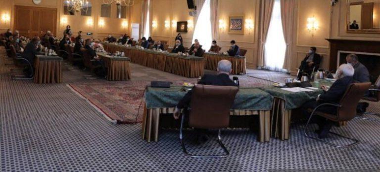 وزارت امور خارجه از شرکت صانیر به عنوان مدعو جهت حضور در جلسه دعوت به عمل آورد