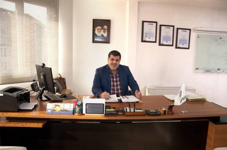 پیام نوروزی مدیر عامل صانیر