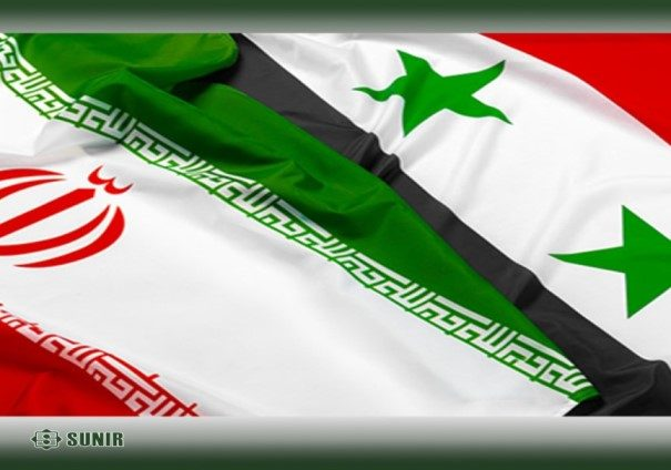Congratulatory message from the CEO of Sunir to the new Iranian Ambassador to Syria