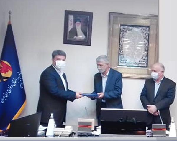 پیام تبریک انتصاب مدیر عامل شرکت مدیریت شبکه برق ایران